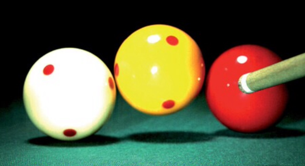 Driebandenballen