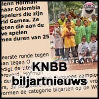 KNBB biljartnieuws