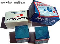 Blue Diamond Longoni biljartkrijt