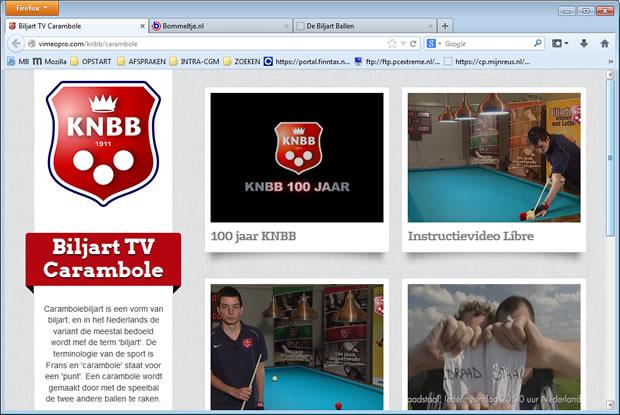 Live Biljarten - Biljart_TV