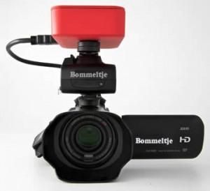 Live Biljarten - camera