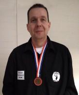 Ray Dibbets gewestelijk kampioen 3e klasse driebanden
