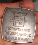 knbb-medaille
