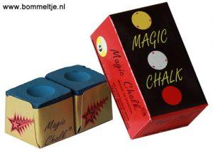 Magic Chalk biljartkrijt