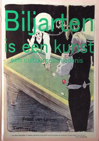 Biljartboeken - Biljarten is een kunst - Frans van Lingen