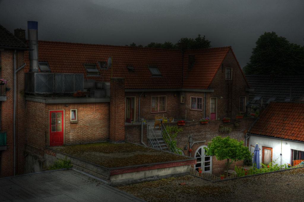 HDR-LichtInDeNacht-27juni2009-Grave-groot