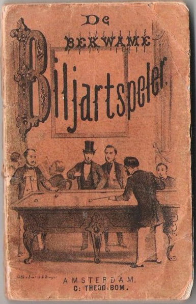 Biljart boek