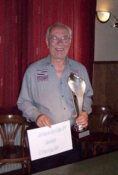 Jan Verhaaren wint de Bert vd Horst Coupe2014