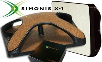 Simonis x-1 schuifblok
