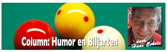 Column_Humor_en_Biljarten