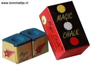 Magic Chalk biljartkrijt