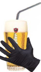 Biertje met een rietje?