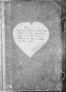 Doop-, trouw- en begraafboeken