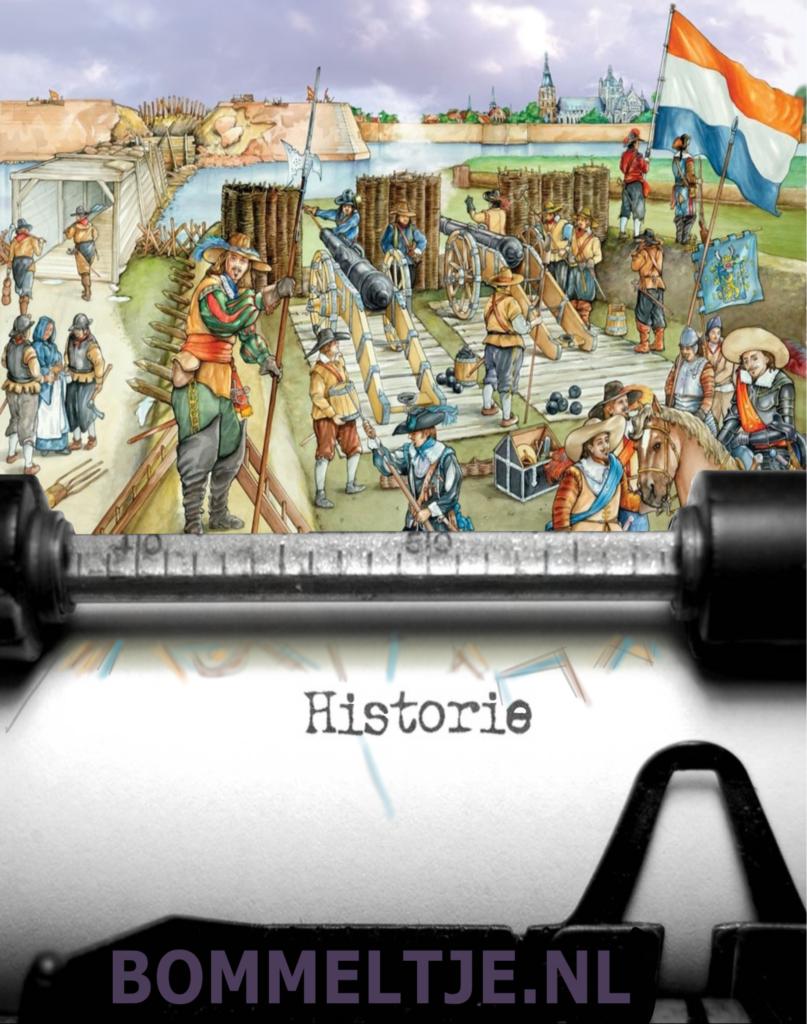 Historische tijdlijn