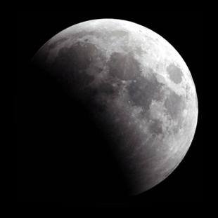 Actuele maanfase